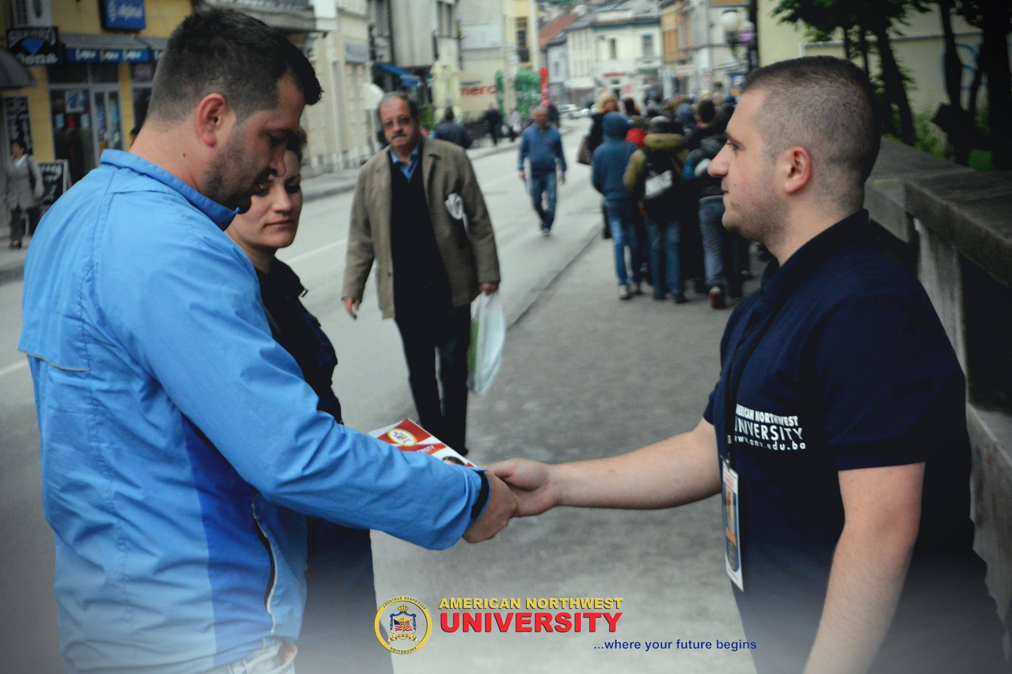 Distribution of Leaflets